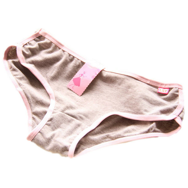 Sexy Womens Cotton Underwear Briefs Panties Knickers Sports Lingerie Underpants