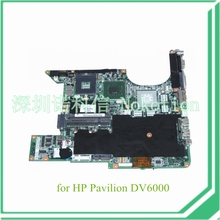 "434723-001 434725-001 for HP Pavilion DV6000 15.4"" laptop motherboard 945GM DDR2 Without nvidia overheat problem"