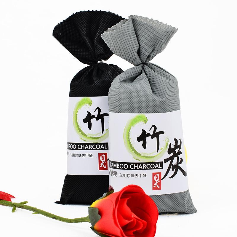 Car Air Perfume Freshener Carbon Panda Fragrance Flavor Air Purifier Humidifier Charcoal Bag Formaldehy Cleaner Parfume Diffsuer(China (Mainland))