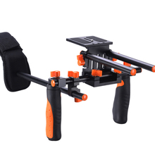 Buy camera magic rig V2 dslr shoulder rig DSLR video bracket camera stabilizer Holder Canon Nikon DV for $117.50 in AliExpress store