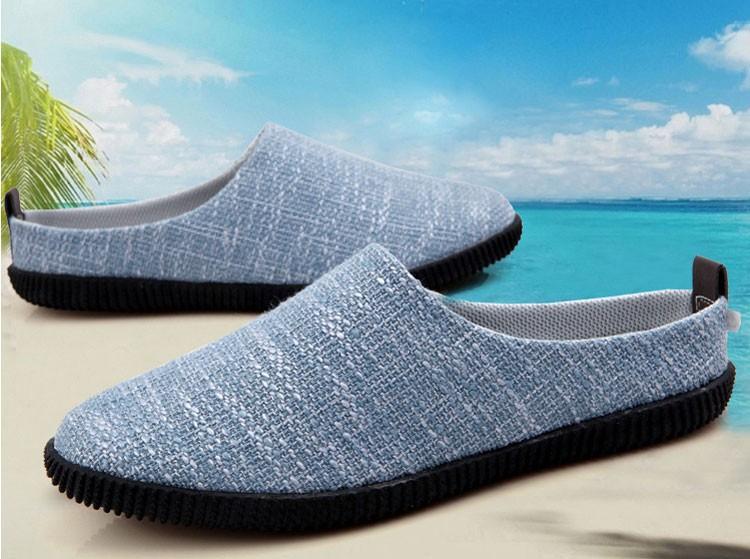 Новое Прибытие Мода Лето Стиль Мужчины Обувь Простой Удобный Комфорт Вентиляция Красивый XZ00149