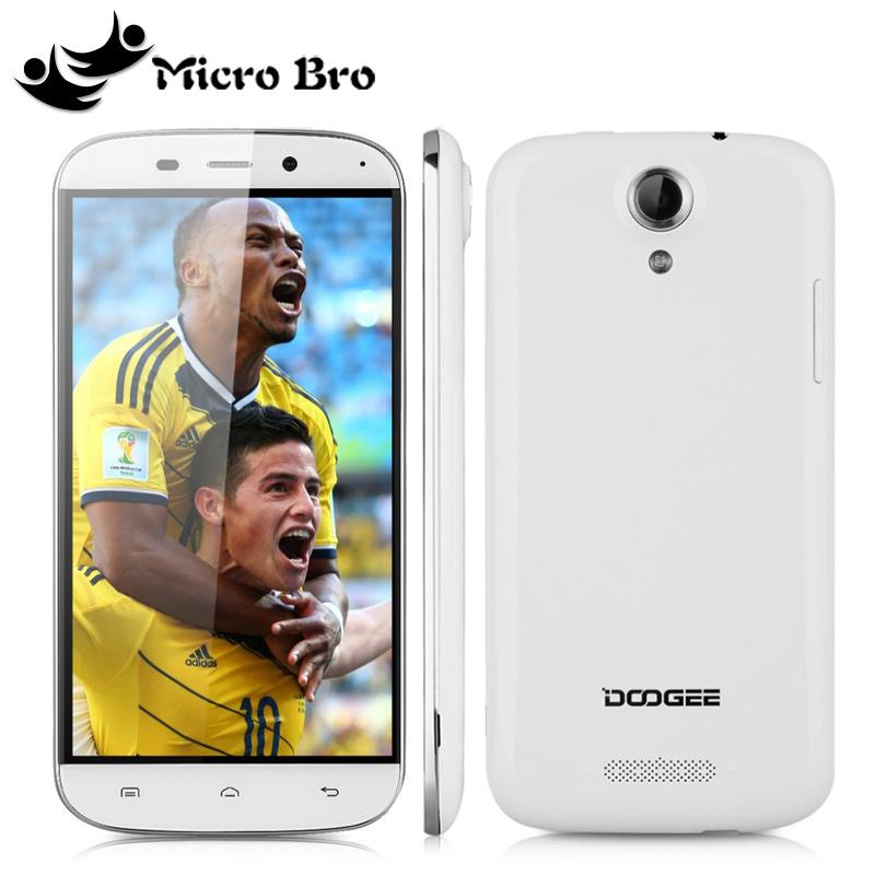 "Original Doogee NOVA Y100X Android 5.0 MTK6582 Quad Core 5.0""IPS OGS 1280X720 1GB RAM 8GB ROM 8.0MP Dual SIM 3G GPS Cell Phone(China (Mainland))"
