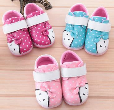 Baby toddler shoes baby mocassins leisure first walkers brand spring autumn soft bottom single shoes girl cute zapatos de nina60