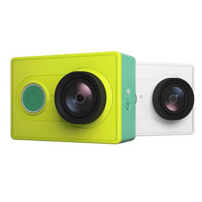 Original 1920x1080p XIAOYI Smart Camera Xiaomi Xiaoyi Yi Action Sport Travel Camera Wifi Bluetooth 4 0
