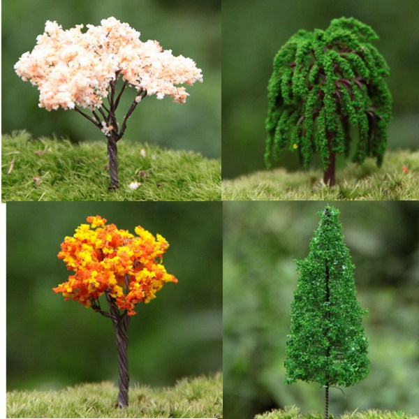 2016 Led Neon Light Sign Beer Manualidades Trees For Miniature Garden Ornament Dollhouse Plant Pot Figurine Diy Craft Al3312(China (Mainland))