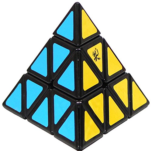 4 Pieces Together Pyraminx Collection DaYan+MoYu+ShengShou+QJ Magic Cube Puzzle Cube<br><br>Aliexpress