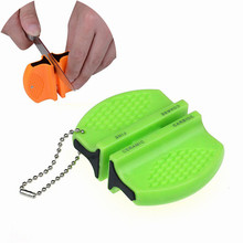 New Mini Kitchen Knives Sharpeners Rod Tungsten Steel Outdoor Camp Pocket Tool Sharpening Stone Kitchen Gadgets(China (Mainland))