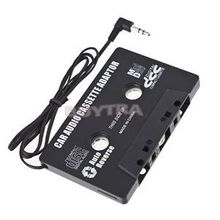 Hot Sale Car Cassette Tape Adapter FOR MP3 CD MD DVD For Clear Sound Music drop shipping