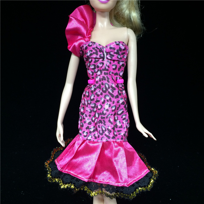 2016 new Lovely Clothes Style Handmade Attire & Garments  For Barbie Doll,doll equipment for barbie