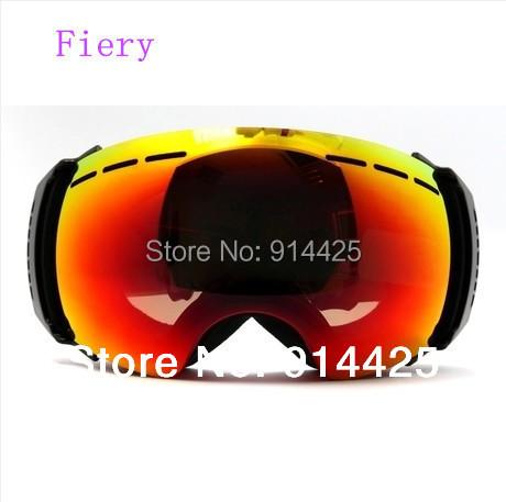 2014 New Ski Goggles Double Lens Anti-Fog Big Spherical Professional Ski Glasses Unisex Multicolor Snow Goggles 3500 <br><br>Aliexpress
