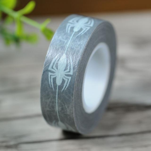 Spider Pattern Washi Tape