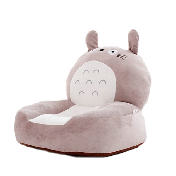 Baby Bean Bag Kids Chair&Sofa Totoro Children's Plush Chair Cartoon Seat Sofa Cotton Toys For Children 2015(China (Mainland))
