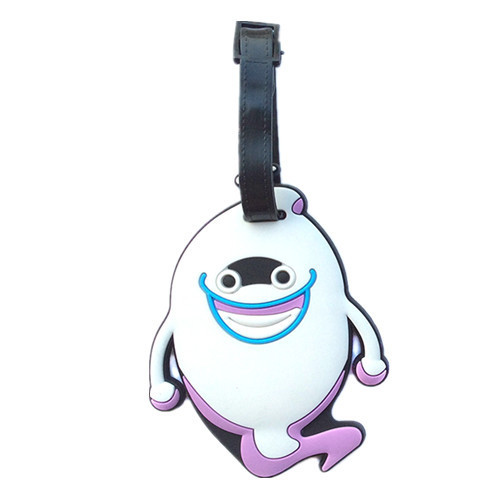 Whisper Youkai Watch Figure LUGGAGE TAG WITH STRAP(China (Mainland))