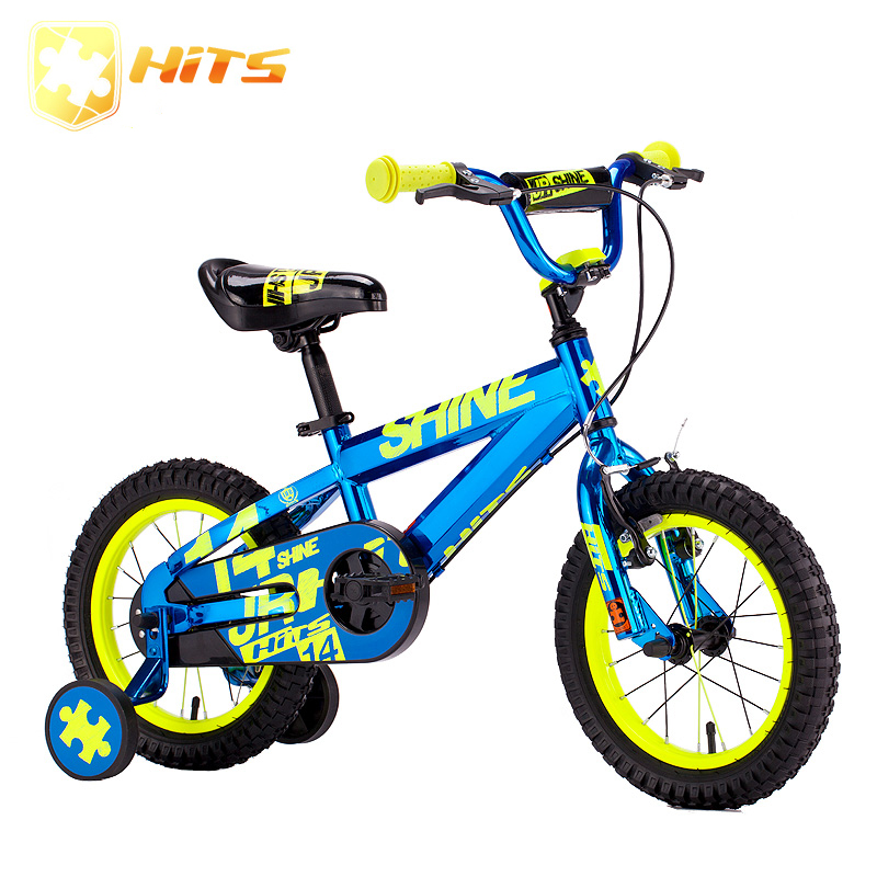 HITS Shine Professional Child's Bike Kid Bicycle Cycling Safety For Children Age 20 Month To 4 Years Old Health Bicycle 12 Inch(China (Mainland))