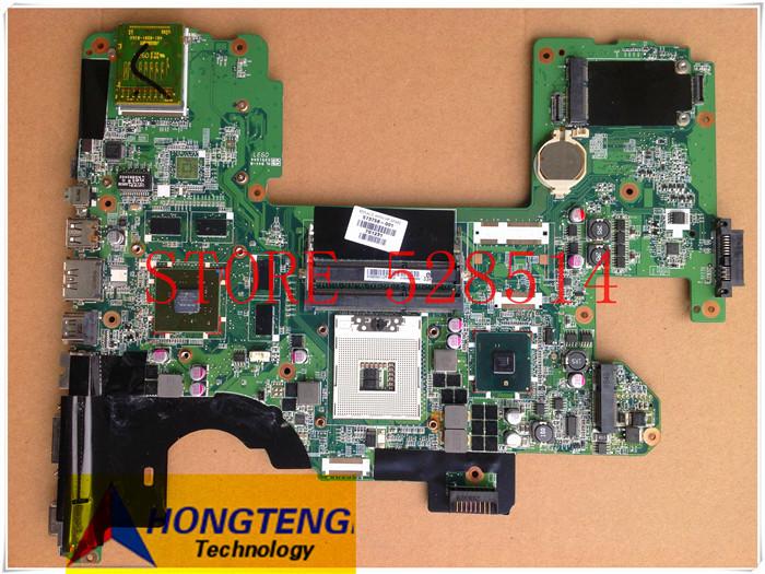original laptop MOTHERBOARD for hp DV8  DDR3 573758-0011 100% Test ok<br><br>Aliexpress