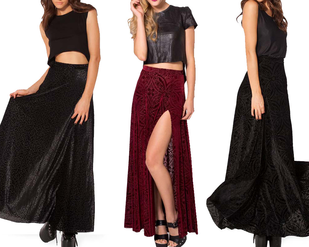 Excellent 2014 Summer Women Bohemia Beach Chiffon Full Long Skirts Elastic Waist