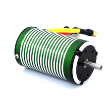 X-Team RC model accessories XTIS4068 4-Poles Inrunner Sensored Brushless DC Motor for 1/8 car and 1/5 crawler(China (Mainland))
