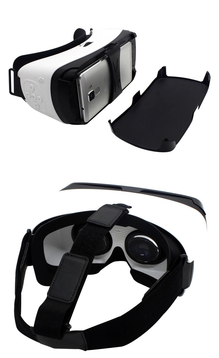 ถูก มาใหม่VR SMB G Oogleกระดาษแข็งVRความจริงเสมือนแว่นตา3Dสำหรับ4.5-5.5นิ้วมาร์ทโฟนดีกว่าVRกล่อง, VR Shinecon