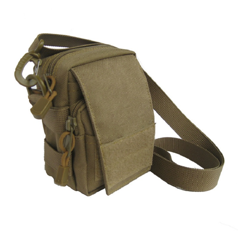 Messenger Bag 1000 D Nylon High Quality Tactical Shoulder Bag Waterproof Outdoor Hunting Military Bag(China (Mainland))