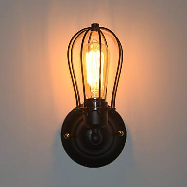 Wall Lights With Edison Bulbs : Retro Loft Edison Bulb Industrial Vintage Wall Lamp Lights With 1 Light ,Wall Sconce Free Shipping