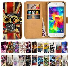 Hot Selling For Blackview BV2000 Universal Adjustable Flip Wallet Leather Cover For Blackview Ultra A6 BV2000 Case Middle Size