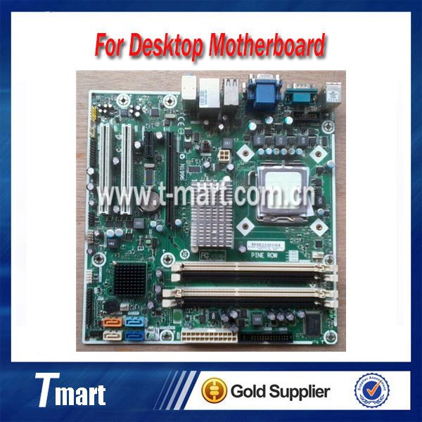 100% working Desktop motherboard for HP 587302-001 System Board fully tested
