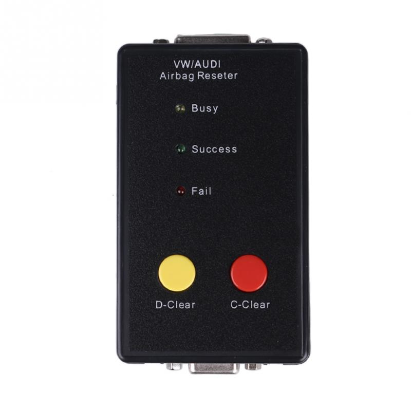 Auto Diagnostic Airbag Inspection and Oil Service Reset Tool For VW AUDI with OBD2 Connector(China (Mainland))