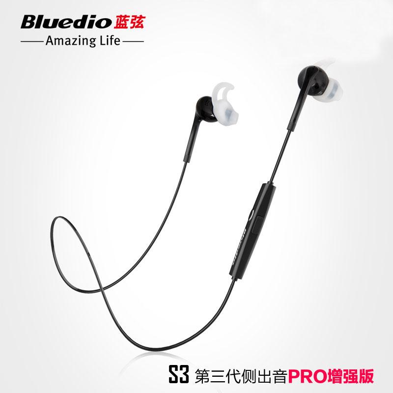 Наушники Bluedio S3 Bluetooth 4.1 fone ouvido Bluetooth pro original Bluedio S3