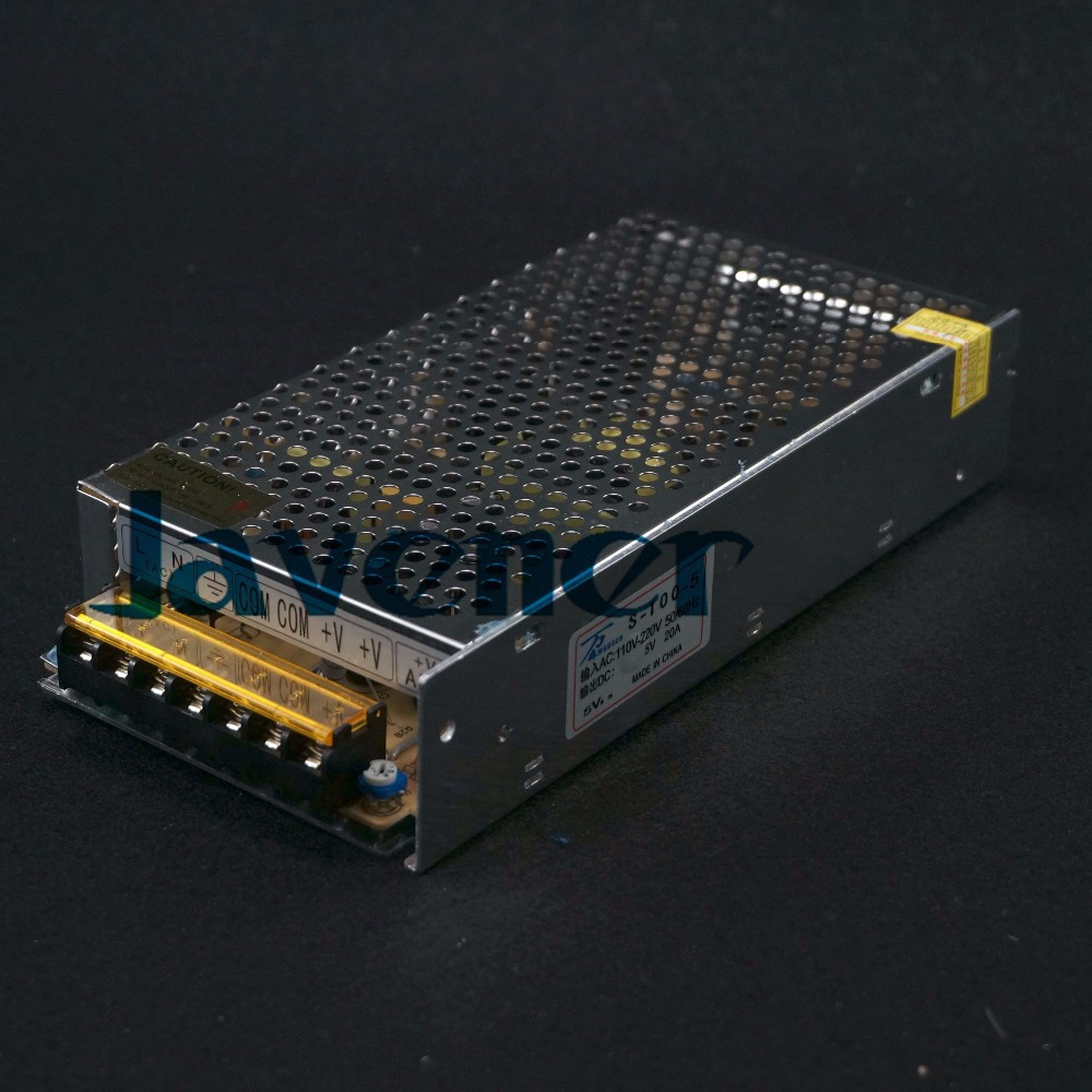 15VDC 180W 12A switching power supply 7PIN adjustable voltage LED LIGHT METAL<br><br>Aliexpress