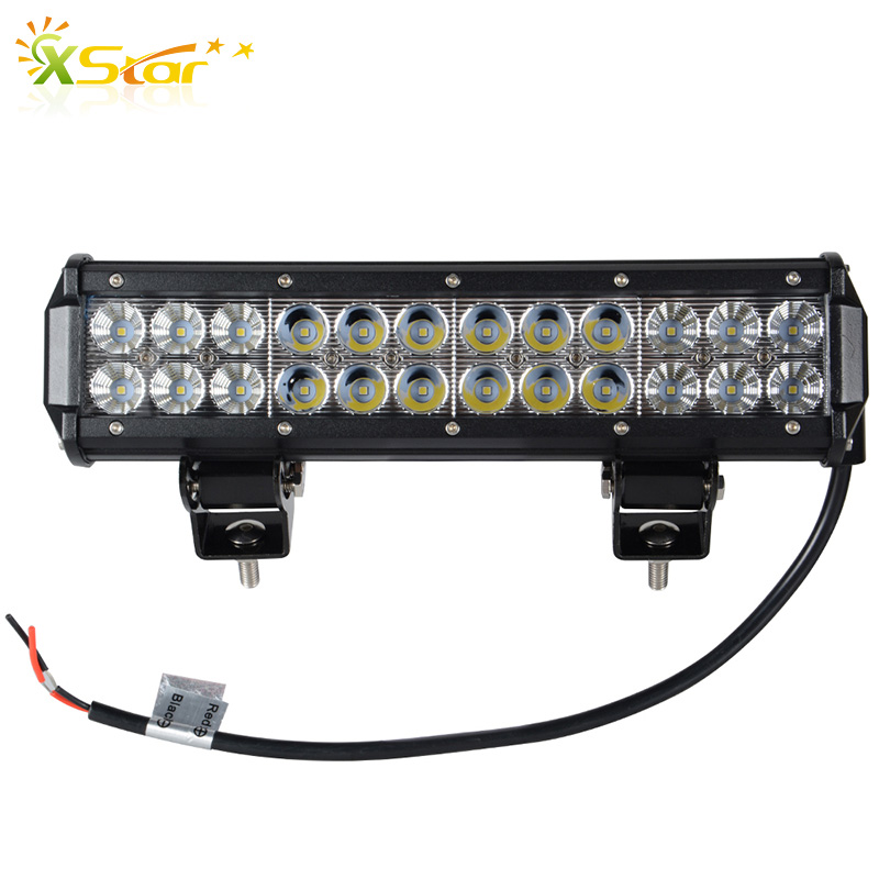 12inch 72W Cree LED Work Drive Light Lamp Bar Combo Beam Offroad Light 12V 24V For ATV SUV 4WD 4X4 Boating Hunting Truck Tractor(China (Mainland))