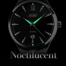 Watches men luxury brand Watch Skmei quartz Digital men full steel wristwatches dive 30m Casual watch