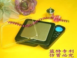 Two-year warranty + CE certification + overload prevention Lante said pocket , said exports of electronic pocket scale jewelry s(China (Mainland))