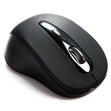 Black right-handed ergonomic mouse Slim Bluetooth 3.0 Wireless Mouse for iapd Android Tablets Computer Wireless notbook laptop(China (Mainland))