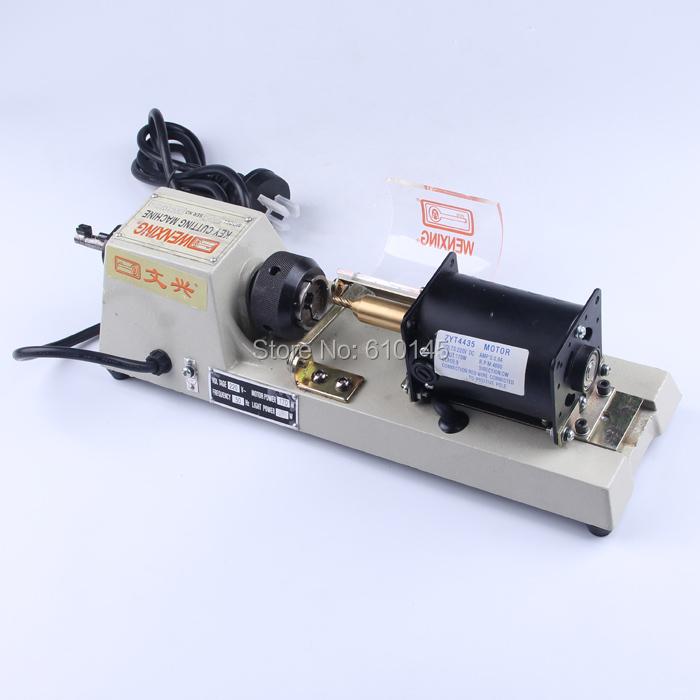 WENXING 423A tubular key cutting machine 220V/50HZ key duplicating machine locksmith supplies tools(China (Mainland))