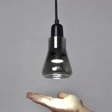 Modern Pendant Lamp Simple Shadow Glass Pendant Lights Dining Room Counter Lamp LED Crystal Single Head Pendant Light(China (Mainland))