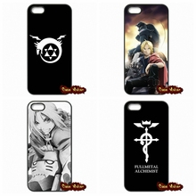 Anime Fullmetal Alchemist Logo Case Cover For Xiaomi Mi2 Mi3 Mi4 Mi4i Mi4C Mi5 Hongmi Redmi 2 3 Note 2 3 Pro(China (Mainland))