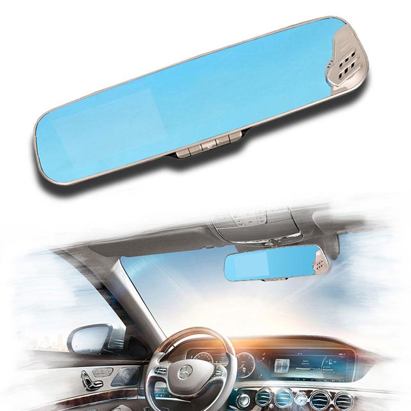 HD 1080P CMOS Car DVR Dash Cam Anion Air Purifier Rearview Mirror Recorder 12 Mega 170 Degrees View Pixel G-sensor High Quality<br><br>Aliexpress