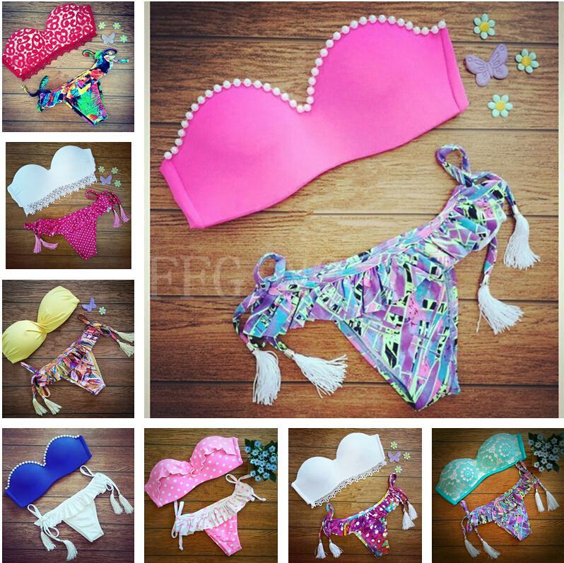 купить Женское бикини Swimwear 2015 bain 26 bikini по цене 1146 рублей