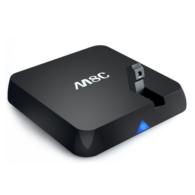 10PCS/LOT M8/M8C 5MP Amlogic S802 XBMC Android 4.4 Kitkat 2.4Ghz/5Ghz Dual Wifi 1080P Camera Android TV Box(China (Mainland))