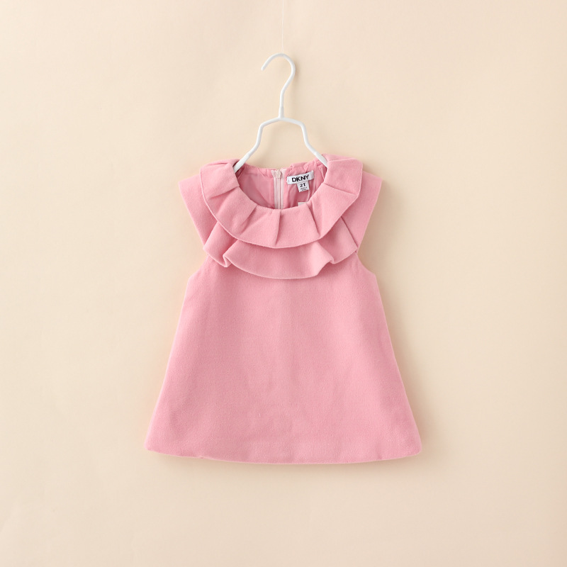Girls Toddler Designer Clothes Baby Girl Party Dress Autumn