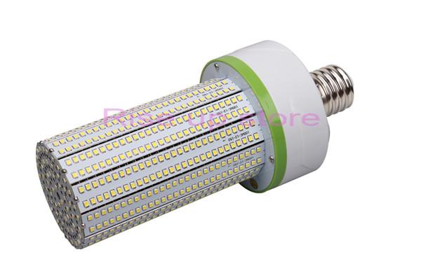 Free ship wholesale AC110- 240V 277V UL CUL listed 100W led corn light E27 E40 bulb replace 400W metal halide/CFL/HPS(China (Mainland))