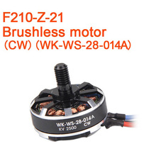 Original Walkera F210 RC Helicopter Quadcopter Spare Parts Brushless Motor(CW )(WK-WS-28-014A) F210-Z-21