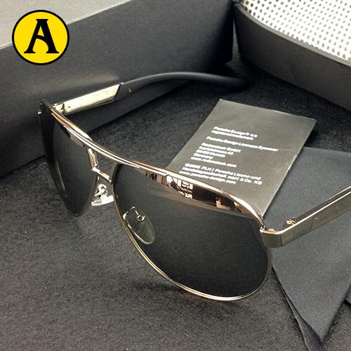 Hot Brand Mercedes Imitation Men Sunglasses Polarized Aluminum Sun Glasses Male Oculos De Sol Masculino Lentes Gafas Original(China (Mainland))