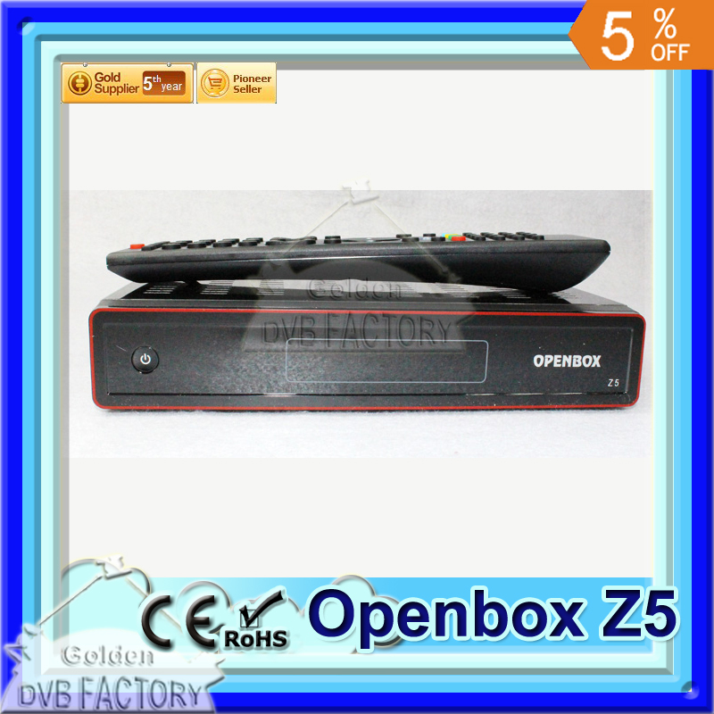 DHL Newest Model Original Openbox Z5 hd pvr internet Satelite TV Receiver Support 3G,youtube IPTV From Factory Supply 1PC(China (Mainland))