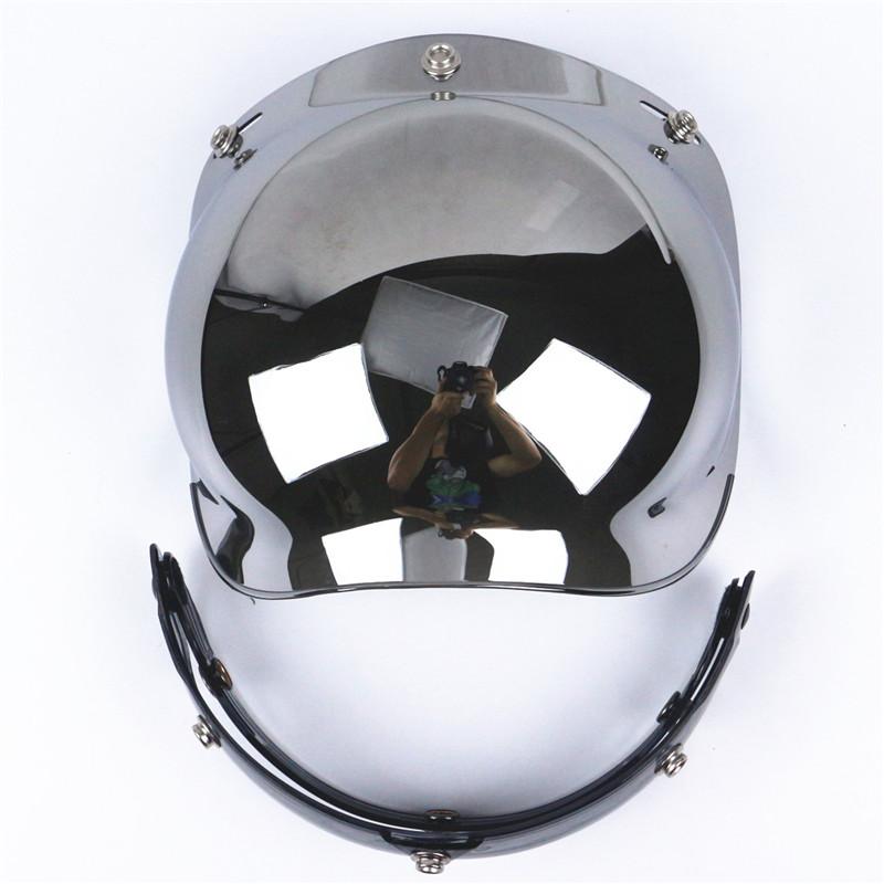 Гаджет  Free Shipping Motorcycle Helmet Vintage helmet glass Helmet Bubble Visor Jet helmet visor None Автомобили и Мотоциклы