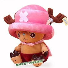 30cm Tony Tony Chopper toy Authentic Japanese anime One Piece doll Queen doll girlfriend kids birthday gift baby toy