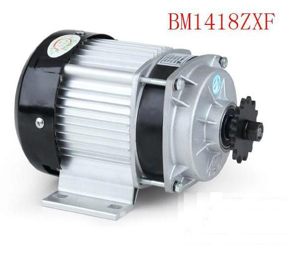 BM1418ZXF 350w Dc 48v brushless motor, electric bicycle motor - Kai Yuan Electric CO., Limited store