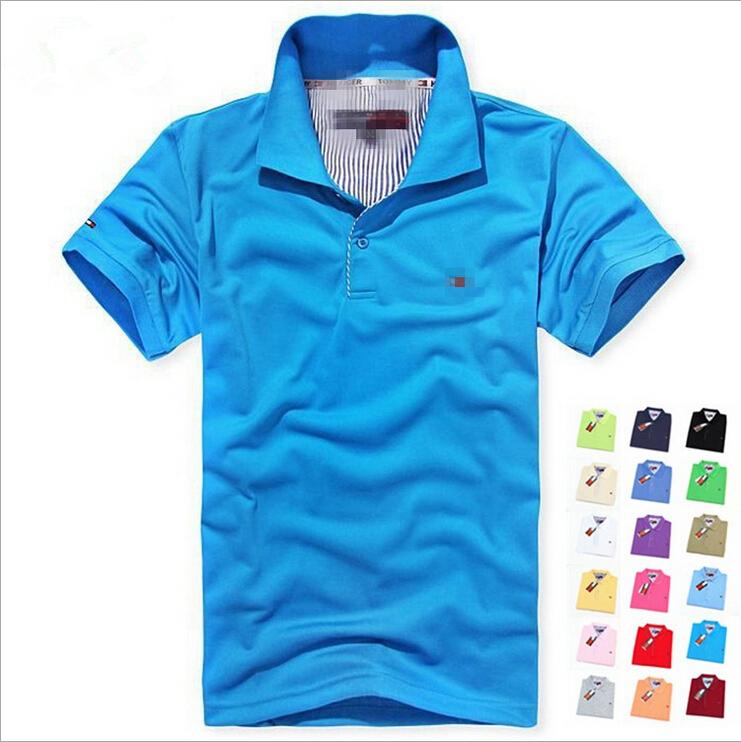 Hot sale!!men's Brand T Shirts For Men T-shirts Vintage Sports Jerseys Golf Tennis Undershirts /men's T-shirt 19 Color(China (Mainland))