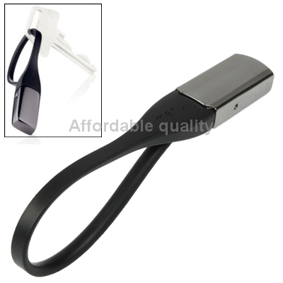 Гаджет  Fashionable High Quality Menu Titanium Key Chain Car Keychain Key Ring (Black) None Изготовление под заказ