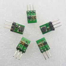 5pcs DD0503MA Ultra mini DC 3.7V 4.5V 5V to 3.3V DC DC Step Down Converter Buck Module for 18650 ESP8266 CC1101 SI4432 SI4463(China (Mainland))